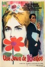 Una Joven De 16 Años (1963) afişi