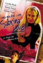 Una Noche Con Sabrina Love  afişi
