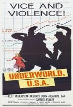 Underworld U.s.a. (1961) afişi