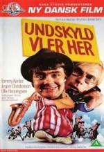 Undskyld Vi Er Her (1980) afişi