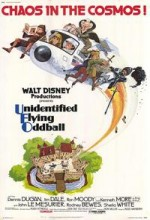 Unidentified Flying Oddball (1979) afişi