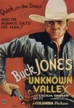 Unknown Valley (1933) afişi