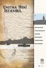Unutma Beni İstanbul Afişi