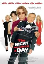Unutulmaz Gece (2003) afişi