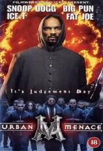 Urban Menace (1999) afişi