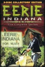 Ürkütücü Indiana (1991) afişi