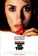 Üstteki Kadın (1999) afişi