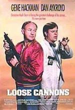 Üşütük Polisler (1990) afişi