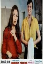 Uykusuz Geceler (1969) afişi