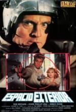 Uzay İsyanı (1988) afişi