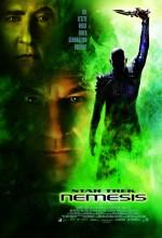Uzay Yolu: Nemesis (2002) afişi