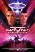 Uzay Yolu V: Son Sınır (1989) afişi
