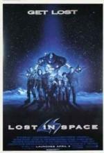 Uzayın Derinliklerinde (1998) afişi