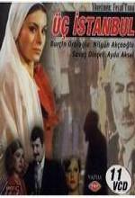 Üç İstanbul (1983) afişi