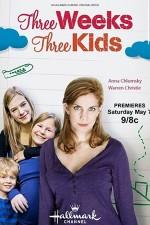 Üç Hafta, Üç Çocuk (2011) afişi