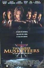 Üç Silahşörler (1993) afişi