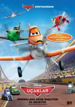 Uçaklar (2013) afişi