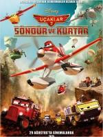 Uçaklar 2: Söndür ve Kurtar (2014) afişi