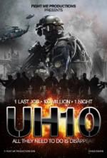 Uh 10 (2016) afişi