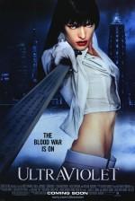 Ultraviolet (2006) afişi