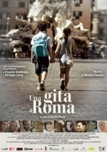 Una gita a Roma (2015) afişi