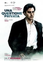 Una questione privata (2017) afişi
