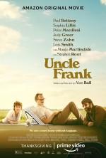 Uncle Frank (2020) afişi
