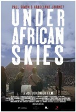 Under African Skies (2012) afişi