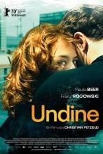 Undine (2020) afişi