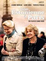 Une Estonienne à Paris (2012) afişi