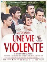 Une vie violente (2017) afişi