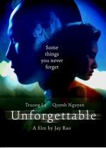 Unforgettable (2016) afişi