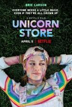 Unicorn Store (2017) afişi