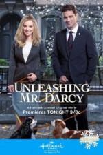 Unleashing Mr. Darcy (2016) afişi