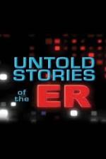 Untold Stories of the ER Sezon 13 (2018) afişi