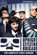 Upright Citizens Brigade Sezon 1 (1998) afişi