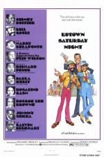 Uptown Saturday Night (1974) afişi
