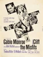 Uygunsuzlar (1961) afişi