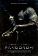Uzayda Dehşet (2009) afişi
