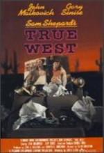 Vahşi Batı (1984) afişi