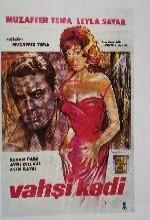Vahşi Kedi (1961) afişi