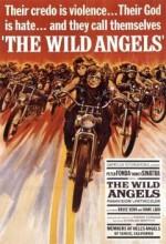 Vahşi Melekler (1966) afişi