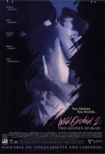 Vahşi Orkide 2 (1991) afişi