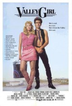 Valley Girl (1983) afişi