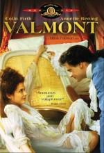 Valmont (1989) afişi