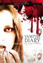 Vampire Diary (2007) afişi