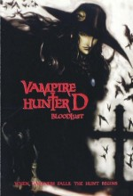 Vampire Hunter D: Bloodlust (2000) afişi