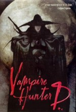 Vampire Hunter D (1985) afişi