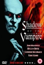 Vampirin Gölgesi (2000) afişi