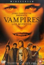 Vampirler 2 (2002) afişi